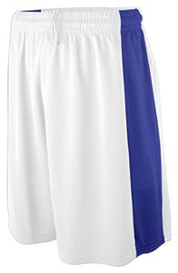 WHITE/ PURPLE