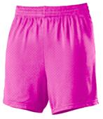 Alleson 565PW Women's/Girl's eXtreme Mesh Shorts