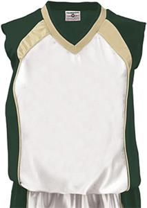 267-WHITE/DARK GREEN/VEGAS GOLD