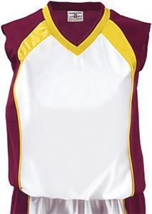96-WHITE/MAROON/GOLD