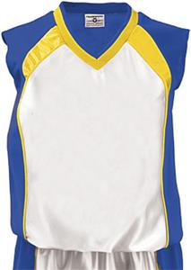 16-WHITE/ROYAL/GOLD