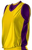Alleson 549NW Womens Reversible Basketball Jerseys