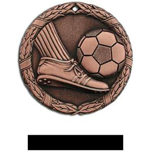 BRONZE MEDAL/BLACK RIBBON