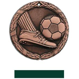 BRONZE MEDAL/HUNTER RIBBON