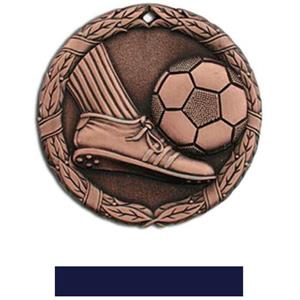BRONZE MEDAL/NAVY RIBBON