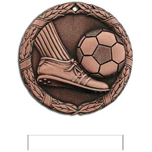 BRONZE MEDAL/WHITE RIBBON