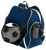 Augusta Sportswear Tri-Color Ball Backpack