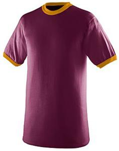 MAROON/ GOLD