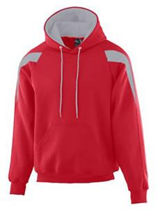 RED/ ATHLETIC HEATHER