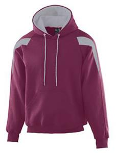 MAROON/ ATHLETIC HEATHER