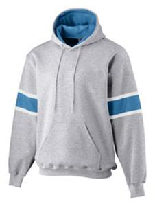 ATHLETIC HEATHER/ COLUMBIA BLUE/ WHITE