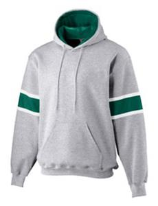 ATHLETIC HEATHER/ DARK GREEN/ WHITE