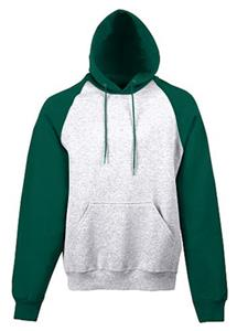 ATHLETIC HEATHER/ DARK GREEN