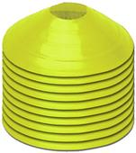 "Champro 7.5"" Diameter Plastic Marker Discs"