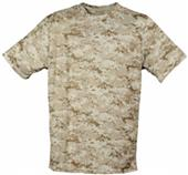 Eagle USA XDri Performance Camo T-Shirts