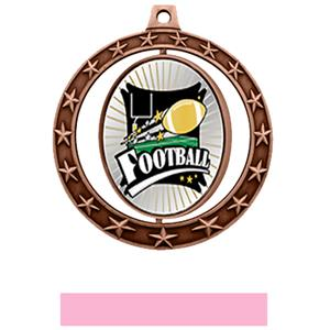 BRONZE MEDAL / PINK RIBBON