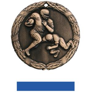 BRONZE MEDAL/BLUE RIBBON