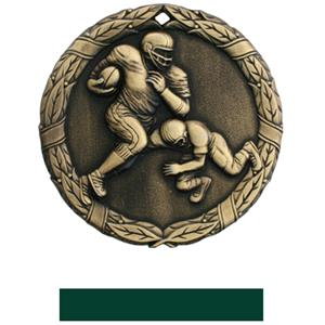 GOLD MEDAL/HUNTER RIBBON