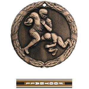 BRONZE MEDAL/TURBO RIBBON