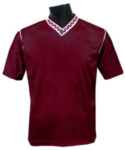 **MAROON-MAY HAVE  DYE MIGRATION INTO WHITE COLLAR
