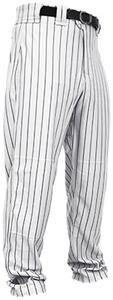 W/B - WHITE/BLACK PINSTRIPE