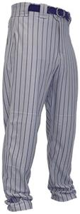 DY/N - DODGER GRAY/NAVY PINSTRIPE