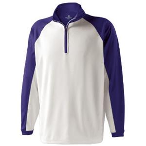 WHITE/ATHLETIC PURPLE