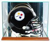 "Perfect ""Football Helmet"" Rectangle Display Cases"