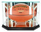 """Perfect Cases """"Football"""" Octagon Display Cases"""