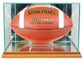 "Perfect Cases ""Football"" Rectangle Display Cases"