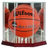 "Perfect Cases ""Basketball"" Octagon Display Cases"