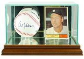 """Perfect Cases """"Card and Baseball"""" Display Cases"""