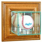 Perfect Cases Baseball Wall Mounted Display Cases
