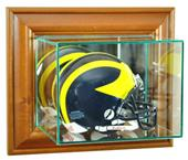"Perfect ""Mini Football Helmet"" Wall Display Cases"