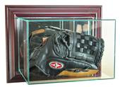 Perfect Cases Baseball Glove Wall Mounted Display