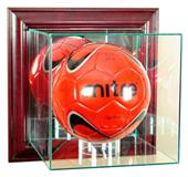 "Perfect Cases ""Soccer"" Wall Mount Display Cases"
