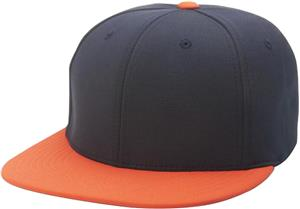 (COMBO) NAVY CROWN / ORANGE VISOR