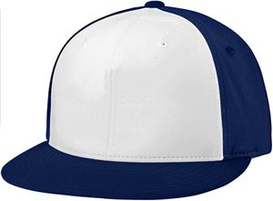 (ALT.) WHITE FRONT PANEL/NAVY SIDE PANELS & VISOR