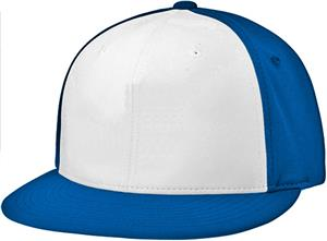 (ALT.) WHITE FRONT PANEL/ROYAL SIDE PANELS & VISOR
