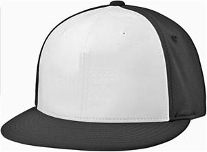 (ALT.) WHITE FRONT PANEL/BLACK SIDE PANELS & VISOR