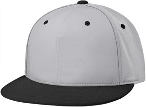 (COMBO) GREY CROWN / BLACK VISOR