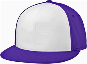 (ALT.) WHITE FRONT PANEL/PURPLE SIDE PANELS & VISO