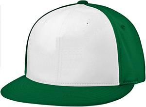 (ALT.) WHITE FRONT PANEL/DARK GREEN SIDE PANELS &