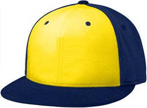 (ALT.) GOLD FRONT PANEL/NAVY SIDE PANELS & VISOR