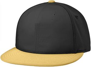 (COMBO) BLACK CROWN / VEGAS GOLD VISOR