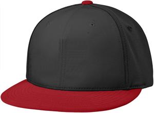 (COMBO) BLACK CROWN / CARDINAL VISOR