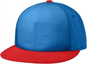 (COMBO) ROYAL CROWN / RED VISOR