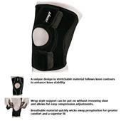 Zamst SK-3 Light Support Short Length Knee Support