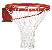 FT170D Heavy Duty Double Rim Fixed Basketball Goal