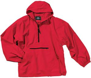 E200 Charles River Pack-n-Go Pullover Jacket